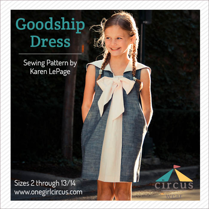 Goodship Dress Available for Purchase