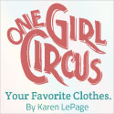 One Girl Circus by Karen LePage