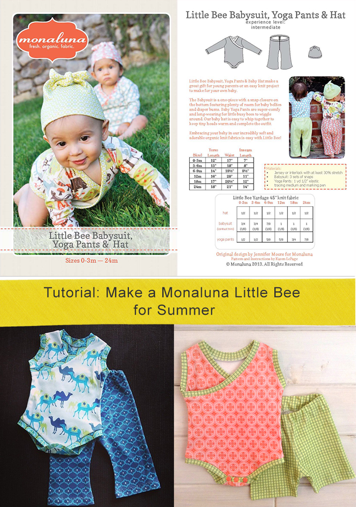 Little Bee Tutorial